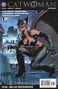 Catwoman (fim) Comic Adaptation