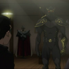 Talon visita a Robin.