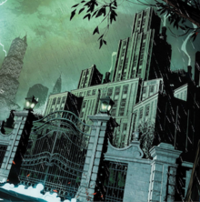 Arkham Asylum Batman Vol 3 9