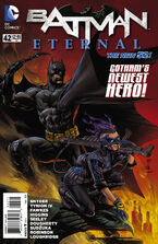 Batman Eternal Vol 1-42 Cover-1