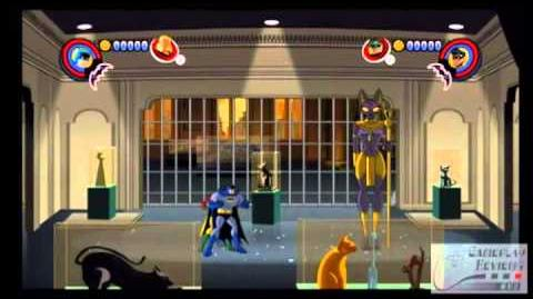 Batman The Brave and the Bold - Wii