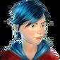 DC Legends Superboy Jon Kent Portrait