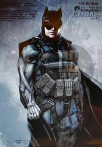 JLM Batman Concept Art 1