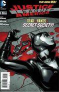 Justice League of America Vol 3-5 Cover-2