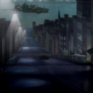 Batman se dirige hacia Arkham