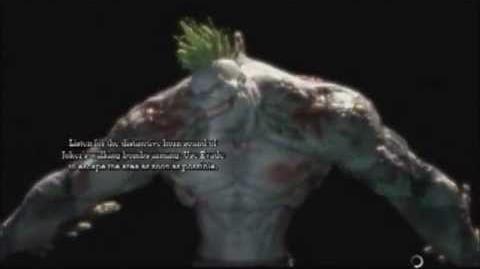 Batman Arkham Asylum Game Over Titan Joker