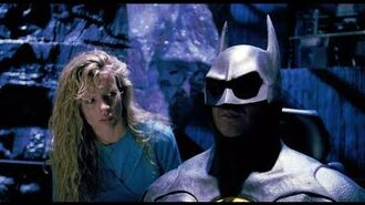 Batman brings Vicki Vale in Batcave Batman 4k, 30th Anniversary Edition