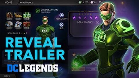 DC Legends - Trailer revelación