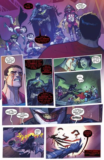 The Batman Who Laughs Vol.1 1 imagen