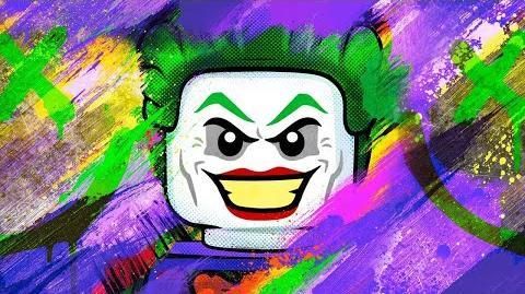 9 minutos del Guasón y Harley en Lego DC Super Villains - E3 2018