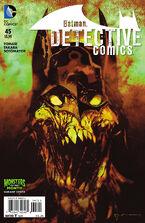 Detective Comics Vol 2-45 Cover-2