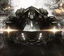 Batmobile (Arkham Knight)