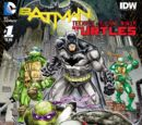Batman/Teenage Mutant Ninja Turtles Issue 1