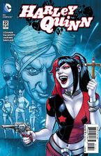 Harley Quinn Vol 2-22 Cover-2