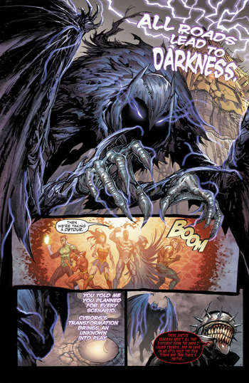 Justice League Vol.3 33 imagen