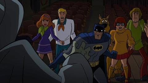 "Mystery Inc. meets Dark Knight - clip from ""Scooby-Doo! & Batman The Brave and the Bold"""