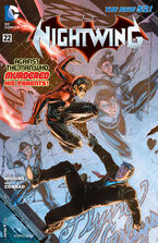 Nightwing Vol 3-22 Cover-1