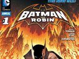 Batman and Robin Anual Vol 2 1