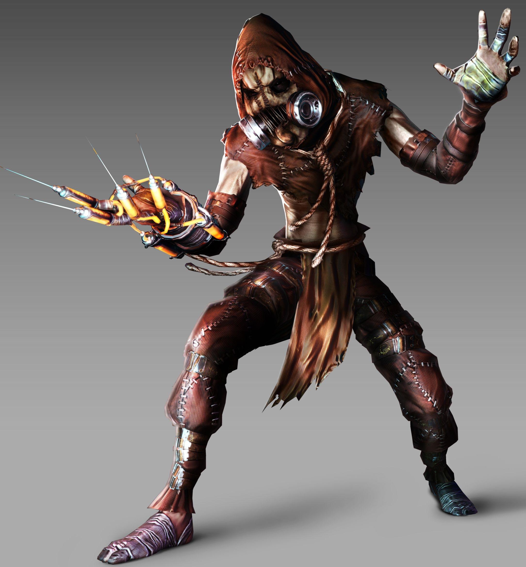 image scarecrow batman arkham asylum game character artwork jpg