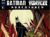 Batman/Teenage Mutant Ninja Turtles Adventures Vol.1 1