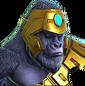 DC Legends Gorilla Grodd
