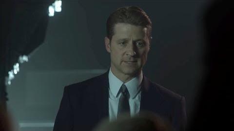 Gordon entrega un mensaje para la gente de Gotham