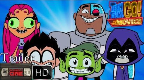 TEEN TITANS GO! TO THE MOVIES -Trailer