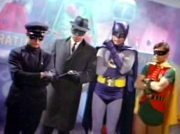 Kato and Batman