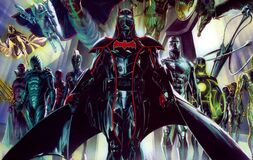 Alex Ross Armor