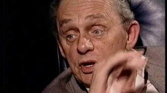 Frank Gorshin--Rare TV Interview, Batman Riddler