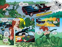 Poison Ivy Batmobile