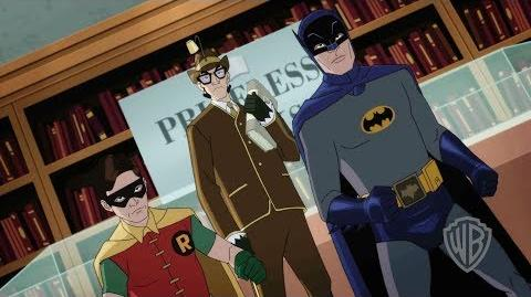 """Batman vs Two-Face - """"Aren't You Forgetting Something?"""" (Exclusive)"""