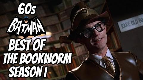 60s Batman - Best of THE BOOK WORM - Season 1