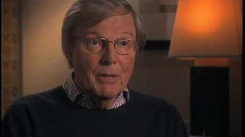 "Adam West discusses ""Batman's"" villains"