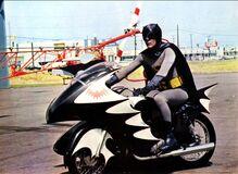 BatmanBatcycle