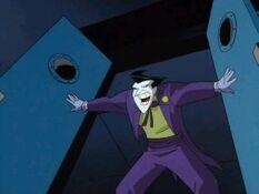 Joker Arrives