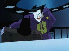 Joker Batman Mad Love