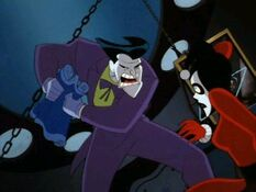 Joker Yelling at Harley2