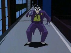 Joker Pointing