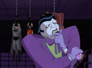 Batman robin joker static shock