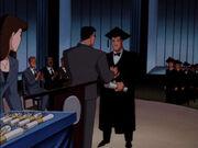 Dick Grayson Graduated