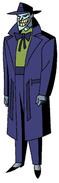 Joker tnba coat