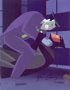 Batman VS Joker TNBA Cel