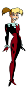 Harley unmasked TNBA