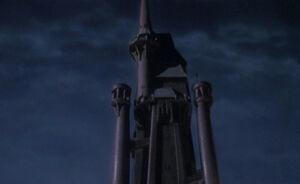 Batman (1989) - Gotham Cathedral