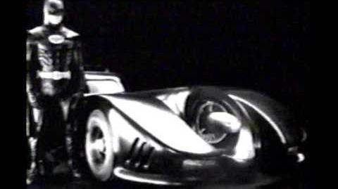 Tim Burton's Biography & The Directors Batman Segments