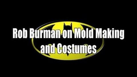 BATMAN RETURNS Rob Burman on Mold Making and Costumes (Directed by Rennie Cowan)