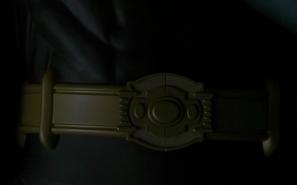 Bronze Utility Belt