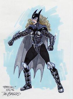 Tim Burgard Batgirl