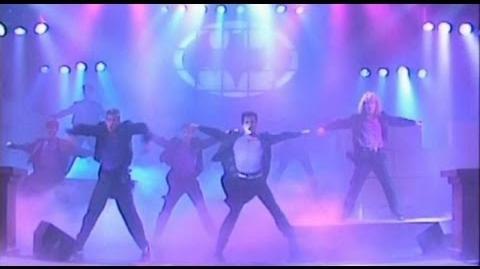 The Countdown Revolution Dancers - Batman Special